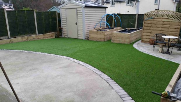 artificial grass front lawn. Interesting Lawn Artificial Garden Grass Lawns Front  Throughout Grass Lawn E